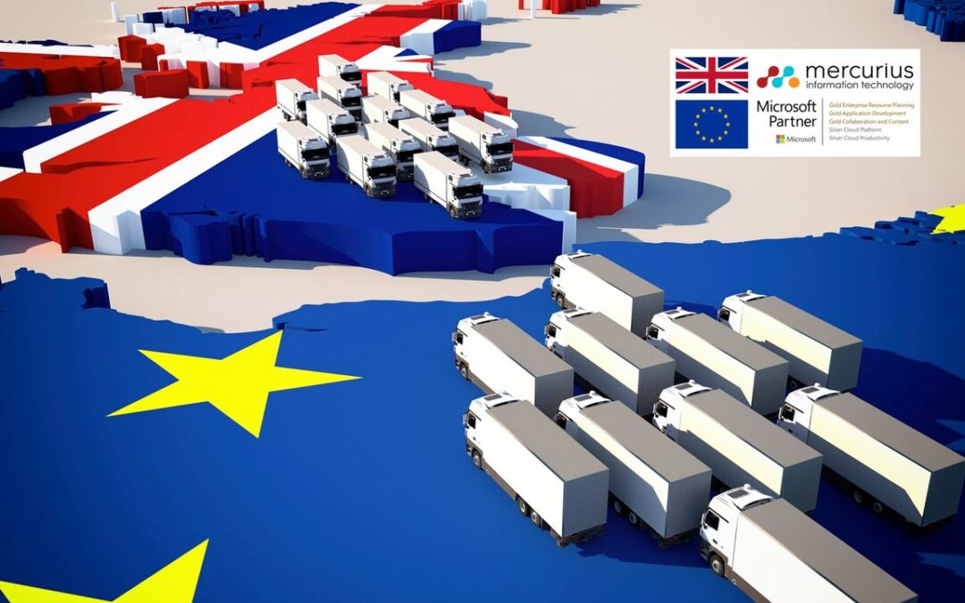 The Impact of Brexit Made Simple! For Users of Microsoft Dynamics NAV & Dynamics 365 Business Central ERP