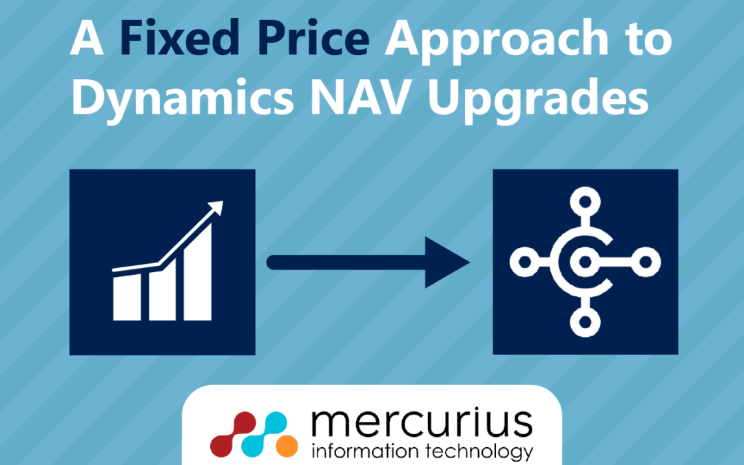A Fixed Price Approach to Dynamics NAV Upgrades