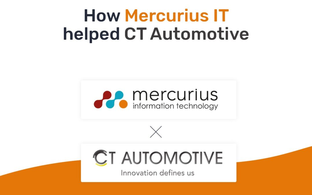 Case Study: CT Automotive's Dynamics NAV Upgrade with Mercurius IT