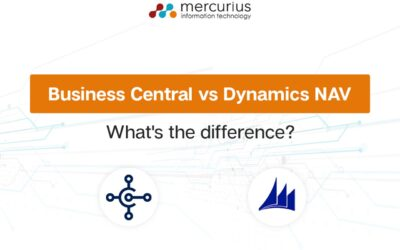 Microsoft Business Central vs. Dynamics NAV: What's the difference?