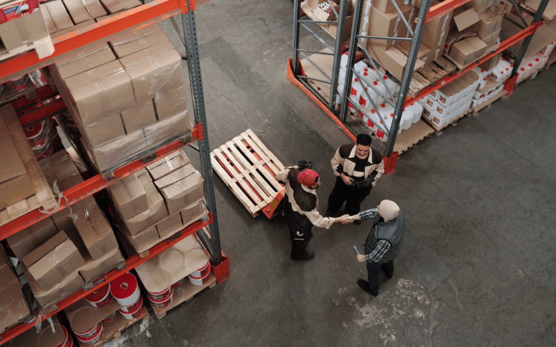 How to Improve yourwarehouse efficiency with real-time cycle counting