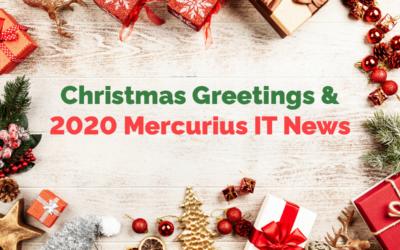 Mercurius IT: Christmas Greetings & Newsletter 2020