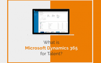 What is Microsoft Dynamics 365 for Talent?